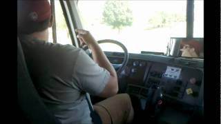 My Movie  trucker that I drive...wmv