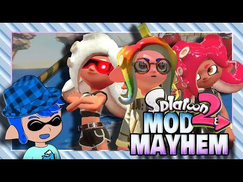 Splatoon Mod Mayhem - YouTube
