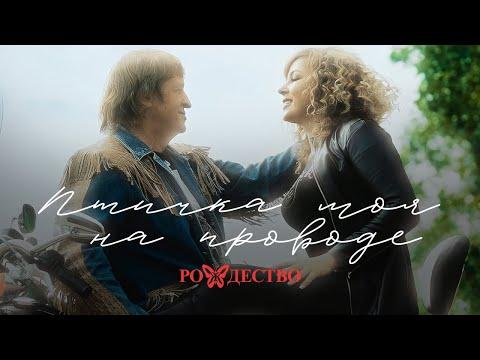 Группа «Рождество» Feat. Ольга Бабаева — Птичка моя на проводе (Премьера клипа 2020)