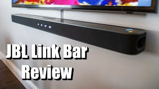 Everything You Need to Know About the JBL Link Bar