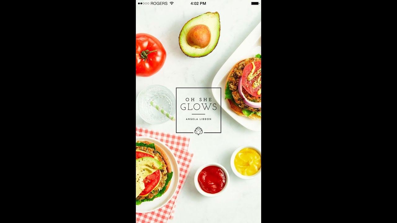 Oh she glows healthy plant based recipes iphone app preview oh she glows healthy plant based recipes iphone app preview forumfinder Image collections