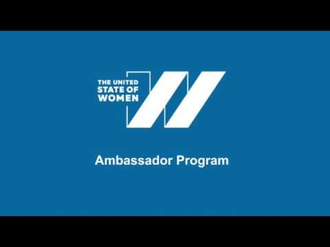 United State Of Women Ambassador Program Info Webinar 2019