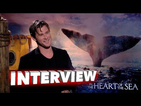 In The Heart of the Sea: Chris Hemsworth Exclusive Interview