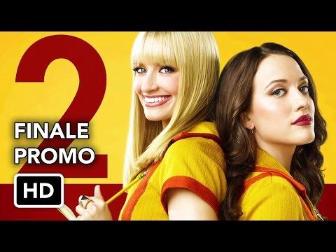 2 spłukane dziewczyny: 6x22 And 2 Broke Girls: The Movie - promo #01