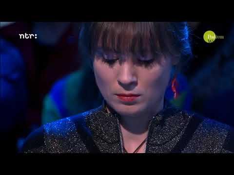 Anna Fedorova - Pianosonate nr.14  deel 3 - Beethoven  Podium Witteman