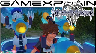 Kingdom Hearts 3 - New Kingdom Heats 3 Info! (UPDATE: No Trailer)