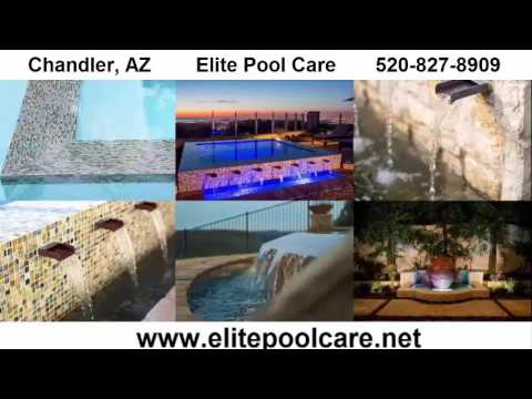 Swimming Pool Service Chandler AZ - 520-827-8909