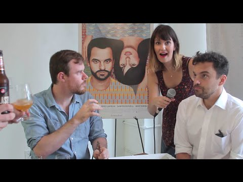 Inconvenient Interviews w/Risa: Beer Tasting with Joe Swanberg and Jake Johnson | HelloGiggles