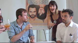 Inconvenient Interviews w/Risa: Beer Tasting with Joe Swanberg and Jake Johnson | HelloGiggles
