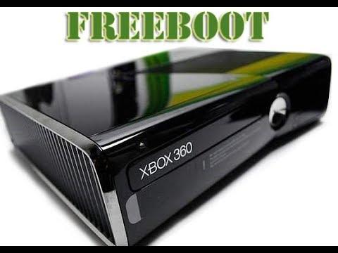 Как сделать freeboot xbox 360 slim самому