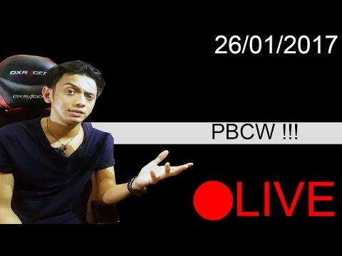 Turnamen PBCW  .. !! [Ga Baca Chat] 26/01/2017