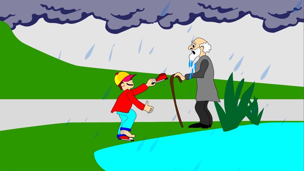 Wiersze Dla Dzieci Gdy Deszcz Pada