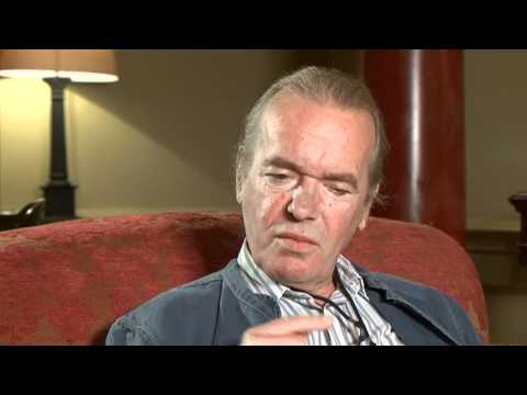 Martin Amis: video interview