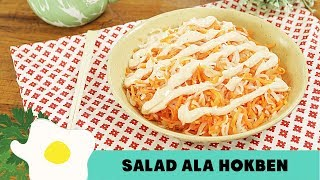 Resep Salad Ala Hokben Youtube