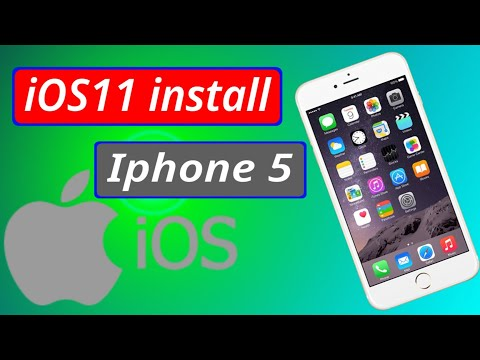 How To Update IOS 11 On IPhone 5 | Install IOS 11 Beta Profile In IPhone 5 | Minijoy App