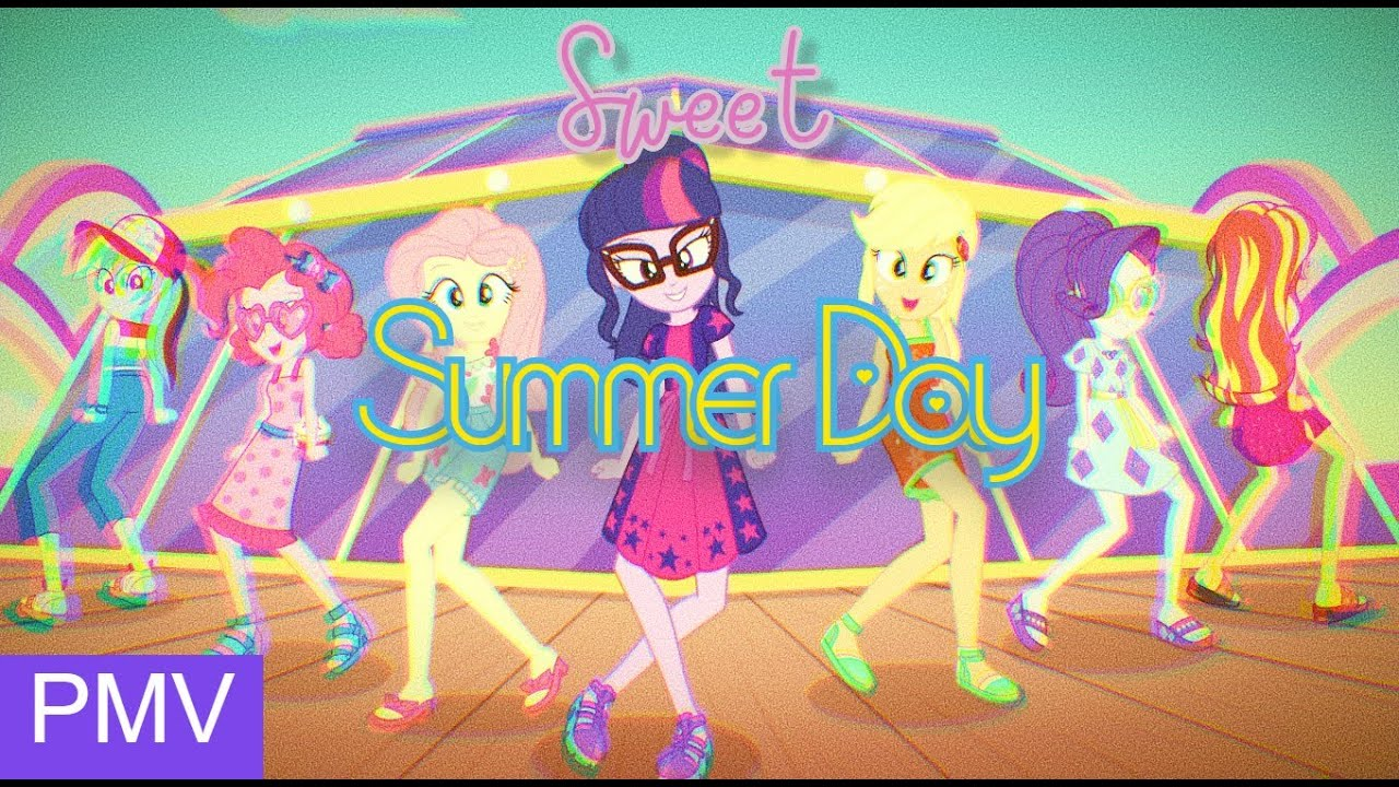 [PMV] SWEET SUMMER DAY - RAY FLASH XD TM