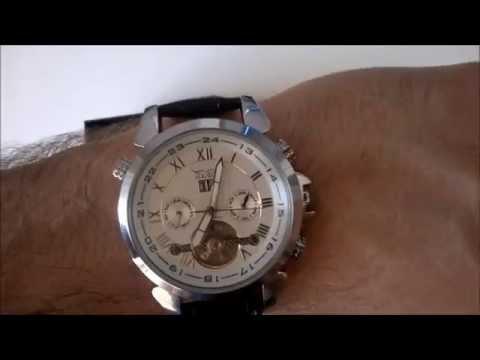 Men´s Watch Jaragar H057M   Pánské hodinky Jaragar H057M - YouTube 91ffe749a1f