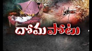 Mosquitoes Creating Mayhem | Vizianagaram District | A Report