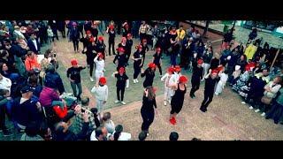 Flashmob Desembarco Pirata San José 2019