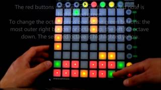 Launchpad Step Sequencer Lauflicht 2