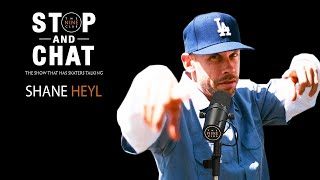 Shane Heyl - Stop And Chat | The Nine Club With Chris Roberts