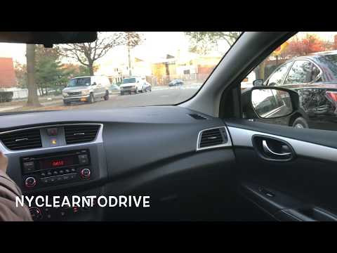 New York State Driving road test/Driving lesson
