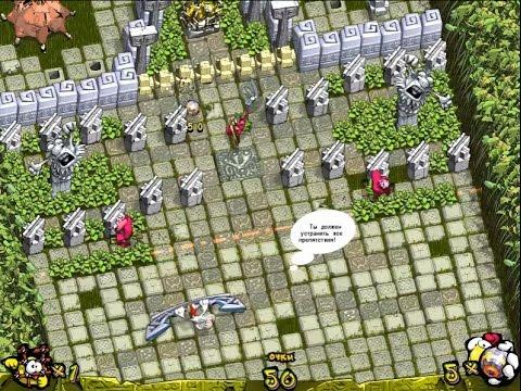 Игра Невософт - Куриная Атака