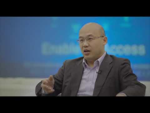 Huawei 5G Core Network President Talks 5G Technologies