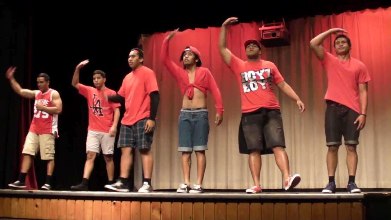 Wavell State High School Talent Quest 2012 - THE BROTHERS ...