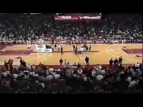1992-93 Rockets vs. Bulls