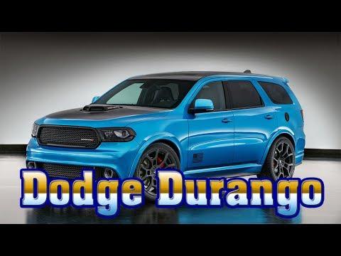 2018 dodge durango srt - 2018 dodge durango srt review - 2018 dodge durango srt price - New cars buy
