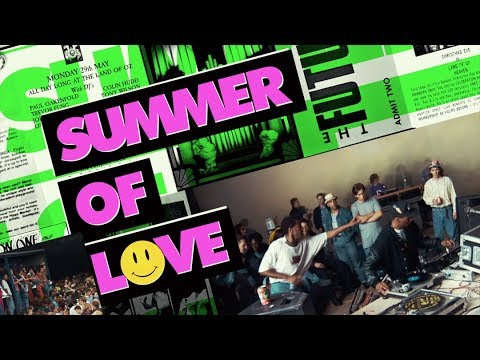 Summer Of Love Mix By Paul Oakenfold Colin Hudd Nancy Noise 80s Old Skool Acid Rave Classics Youtube