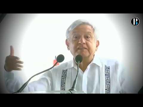 López Obrador promete el rescate de Petróleos Mexicanos con un nuevo plan