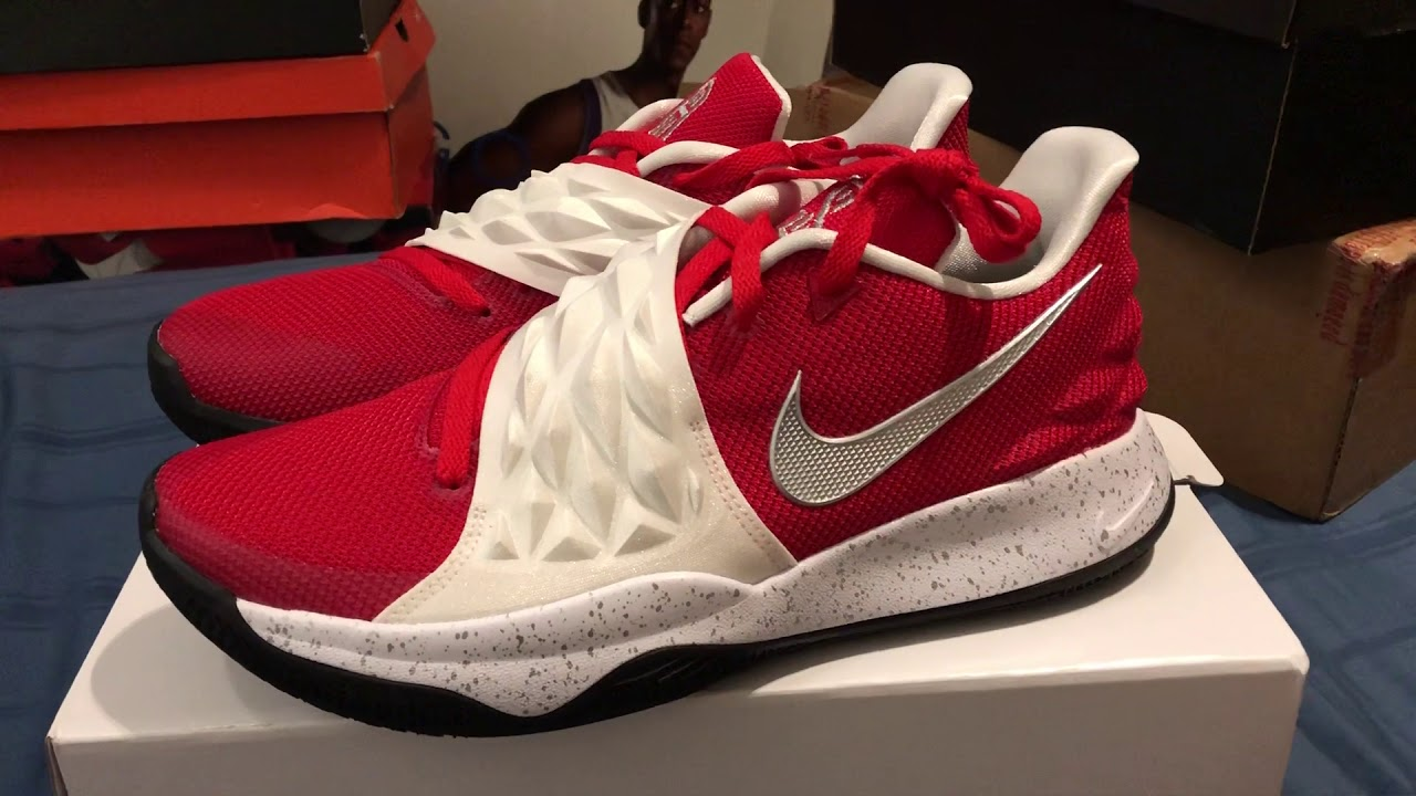Nike Kyrie Low ID Unboxing - YouTube