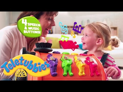 Thumbnail: New Teletubbies Toys – Pull and Play Giant Noo-Noo #Sponsored