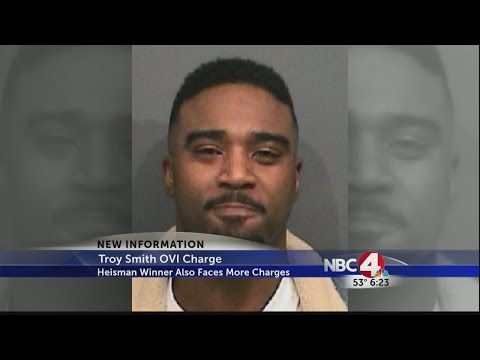 Troy Smith arrested on OVI charge