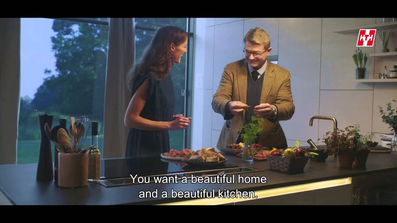 Hth modern life needs the right kitchen 02   youtube