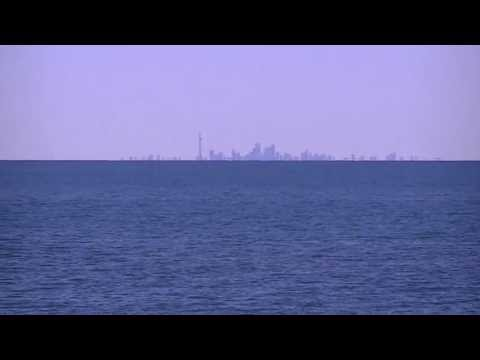 View of Toronto from Niagara-on-the-Lake, Ontario