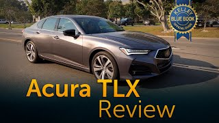 2021 Acura TLX | Review & Road Test