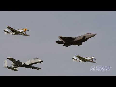 Airborne 07.28.17: Stan Lee at OSH17!, SecAf, Pipistrel Alpha Electro