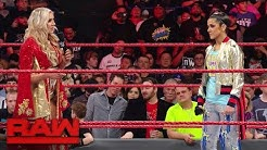 Charlotte Flair makes Bayley's victory disappear: Raw, Dec. 26, 2016