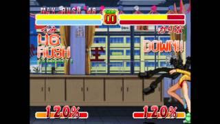 Asuka 120% Final - Kumi Semi-Infinite