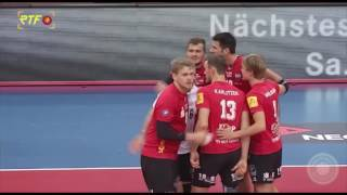 RTF.1-Sport: TV Rottenburg vs. Berlin Recycling Volleys