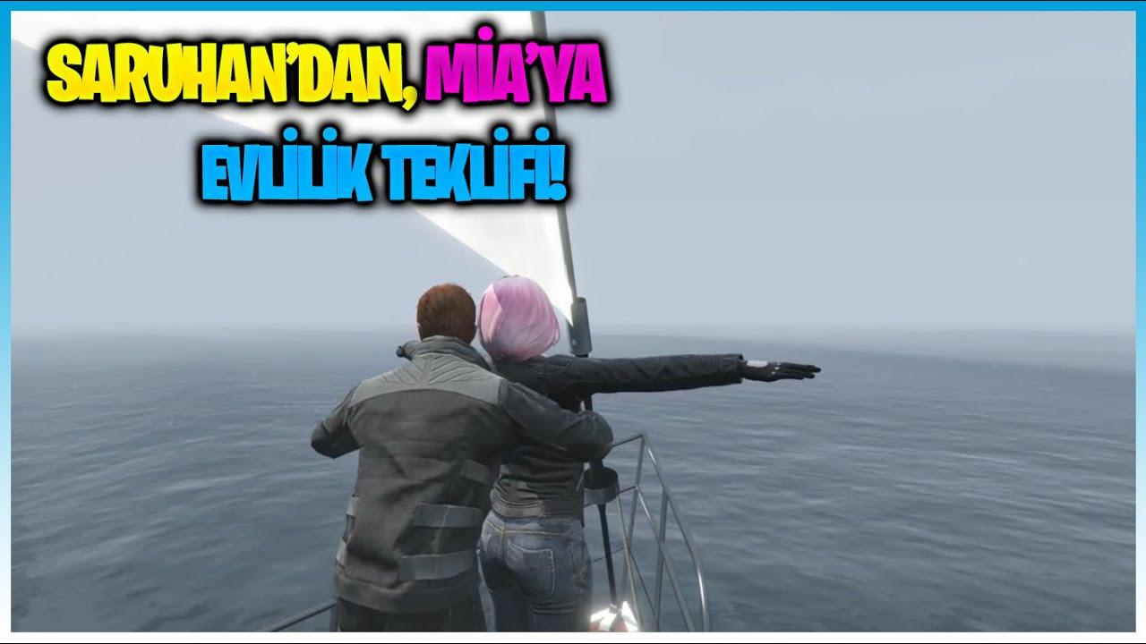 Saruhan Teknede Mia'ya Evlilik Teklif Ediyor!   EightbornV