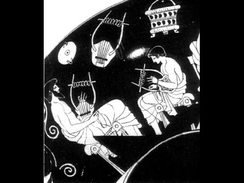 Learn to Play the Ancient Greek Lyre! (Lesson 1 -The Basics)