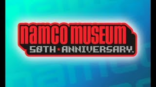 Classic Game Room - NAMCO MUSEUM 50th ANNIVERSARY review