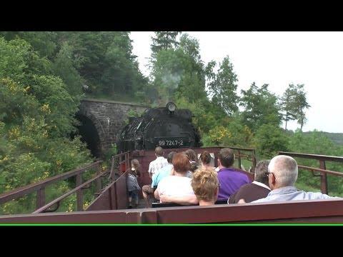 Fahrt zum Brocken - Teil 3_Talfahrt(Cabrio)