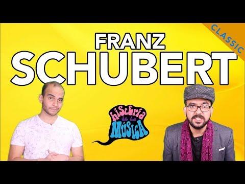 FRANZ SCHUBERT - HISTERIA DE LA MÚSICA