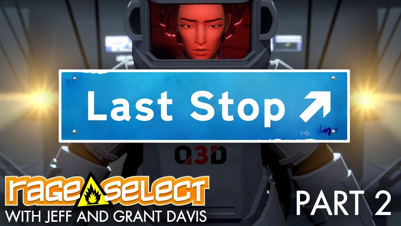 Last Stop (The Dojo) Let's Play - Part 2