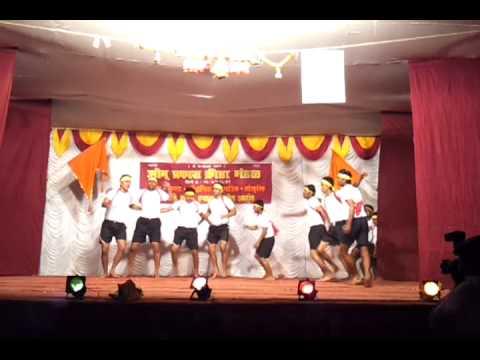Jai Maharashtra group - Govinda re gopala